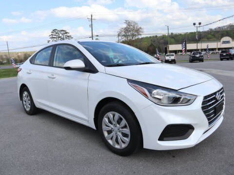 2020 Hyundai Accent for sale at Viles Automotive in Knoxville TN