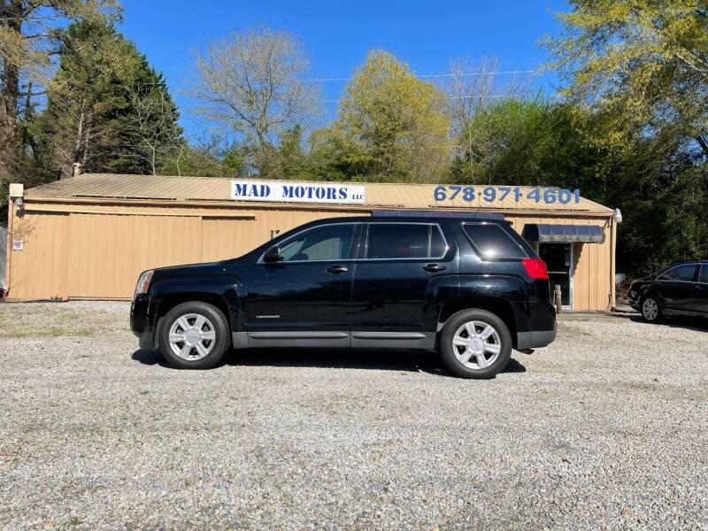 2015 GMC Terrain for sale at Mad Motors LLC in Gainesville GA