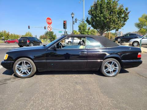 1994 Mercedes-Benz E-Class for sale at Coast Auto Sales in Buellton CA