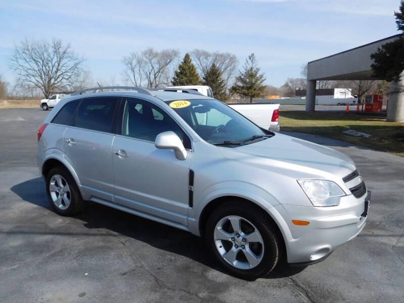 2014 Chevrolet Captiva Sport for sale at North State Motors in Belvidere IL
