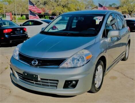 2011 Nissan Versa for sale at Testarossa Motors Inc. in League City TX