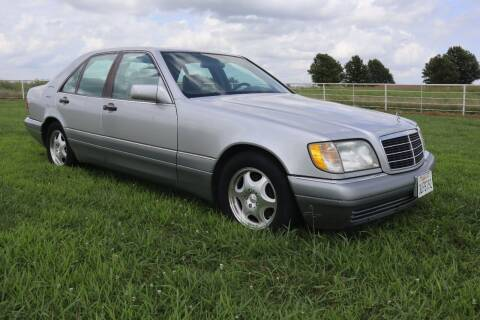 1995 Mercedes-Benz S-Class for sale at Liberty Truck Sales in Mounds OK