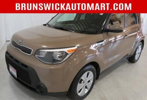 2015 Kia Soul for sale at Brunswick Auto Mart in Brunswick OH