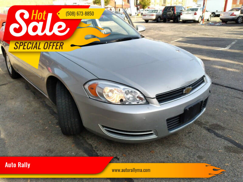 2008 Chevrolet Impala for sale at Auto Rally in Fall River MA