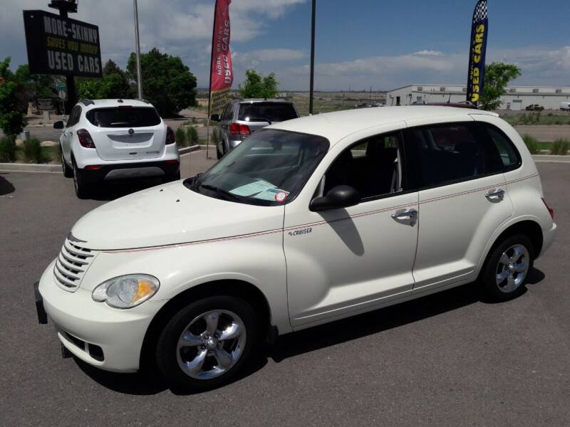 2006 Chrysler PT Cruiser for sale at More-Skinny Used Cars in Pueblo CO