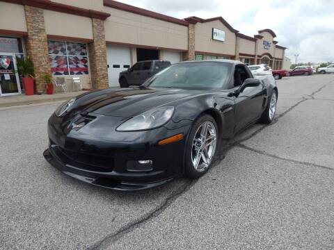 2007 Chevrolet Corvette for sale at Iconic Motors of Oklahoma City, LLC in Oklahoma City OK