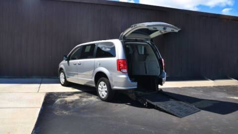 2016 Dodge Grand Caravan for sale at Mobility Solutions in Newburgh NY