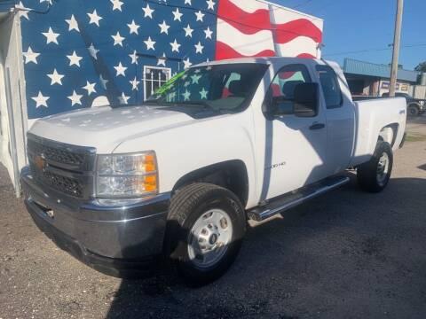 2013 Chevrolet Silverado 2500HD for sale at The Truck Lot LLC in Lakeland FL