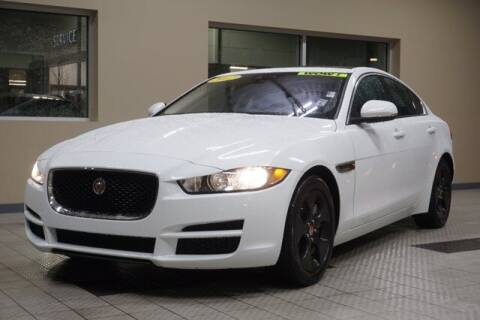 2017 Jaguar XE for sale at Jeremy Sells Hyundai in Edmunds WA