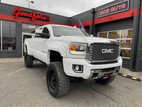 2016 GMC Sierra 2500HD for sale at Goodfella's  Motor Company in Tacoma WA
