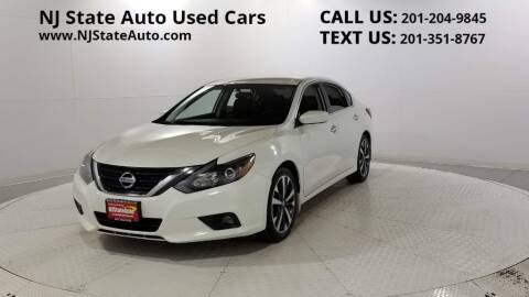 2017 Nissan Altima for sale at NJ State Auto Auction in Jersey City NJ