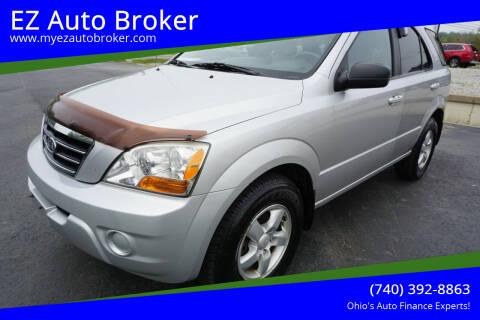 2008 Kia Sorento for sale at EZ Auto Broker in Mount Vernon OH