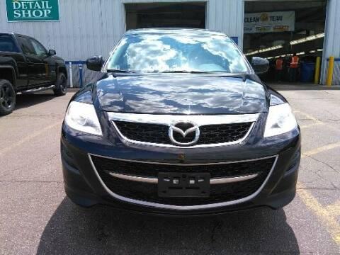 2012 Mazda CX-9 for sale at NORTH CHICAGO MOTORS INC in North Chicago IL