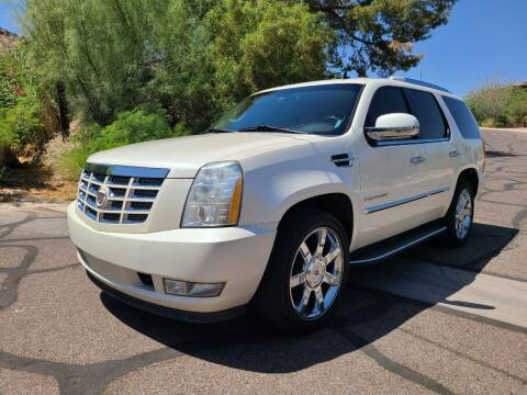 2009 Cadillac Escalade for sale at BUY RIGHT AUTO SALES in Phoenix AZ