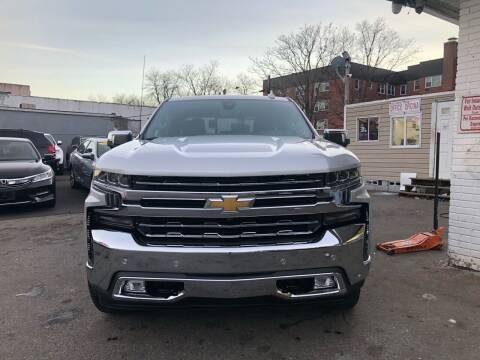 2019 Chevrolet Silverado 1500 for sale at OFIER AUTO SALES in Freeport NY