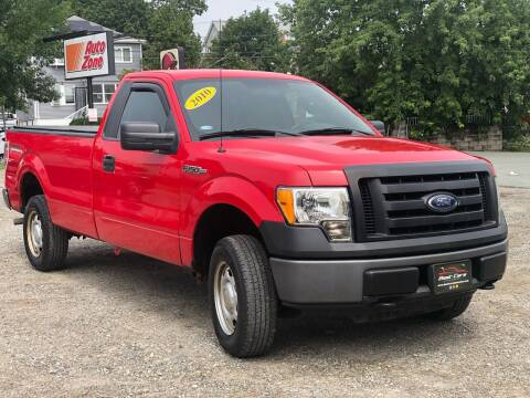 2010 Ford F-150 for sale at Best Cars Auto Sales in Everett MA