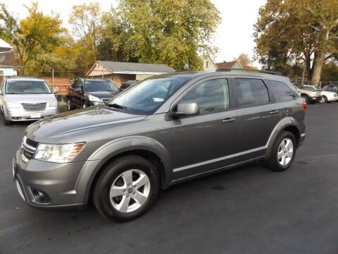2012 Dodge Journey for sale at Goodman Auto Sales in Lima OH