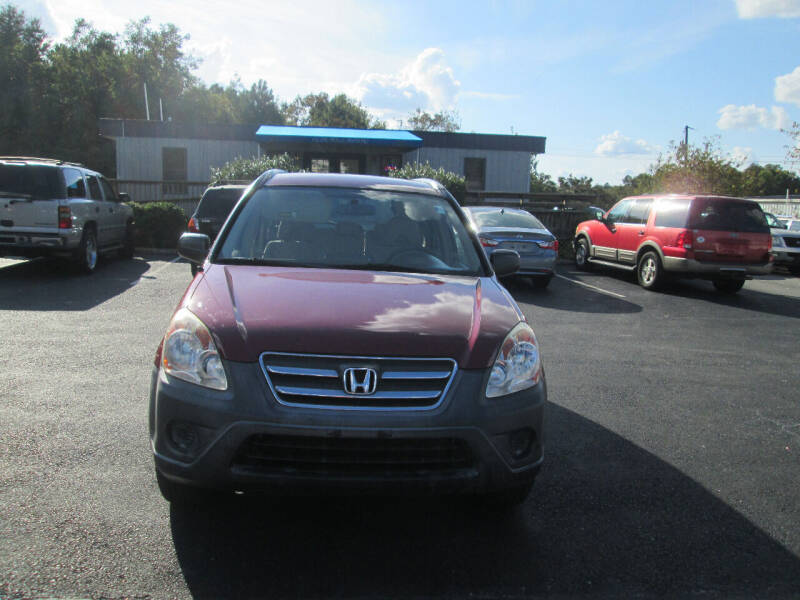 2006 Honda CR-V for sale at Olde Mill Motors in Angier NC