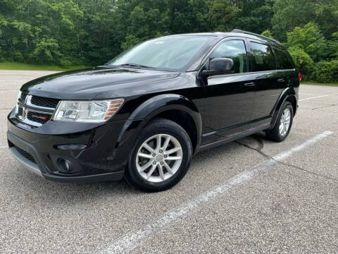 2015 Dodge Journey for sale at Lifetime Automotive LLC in Middletown OH