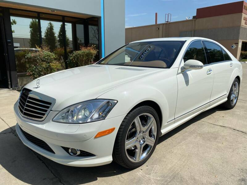 2008 Mercedes-Benz S-Class for sale at 7 Auto Group in Anaheim CA
