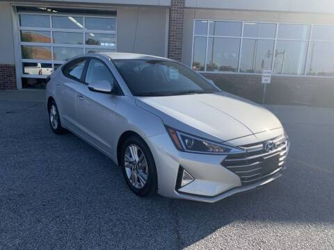 2019 Hyundai Elantra for sale at Head Motor Company - Head Indian Motorcycle in Columbia MO