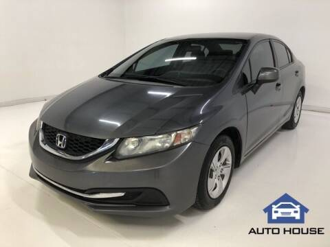 2013 Honda Civic for sale at Auto House Phoenix in Peoria AZ