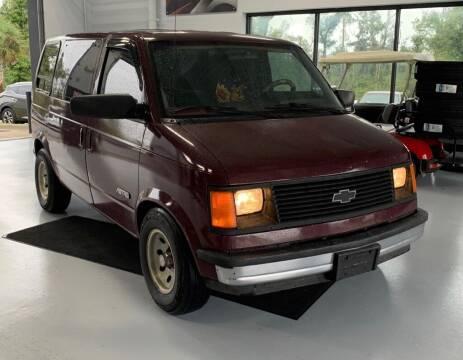 1988 Chevrolet Astro for sale at Cobalt Cars in Atlanta GA