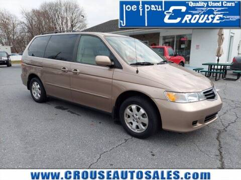 2003 Honda Odyssey for sale at Joe and Paul Crouse Inc. in Columbia PA
