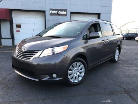 2014 Toyota Sienna for sale at Fine Auto Sales in Cudahy WI