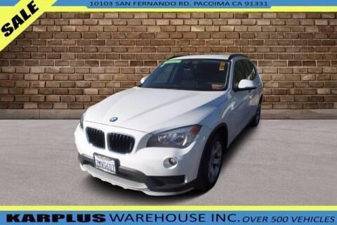 2015 BMW X1 for sale at Karplus Warehouse in Pacoima CA