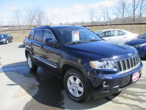 2013 Jeep Grand Cherokee for sale at Percy Bailey Auto Sales Inc in Gardiner ME