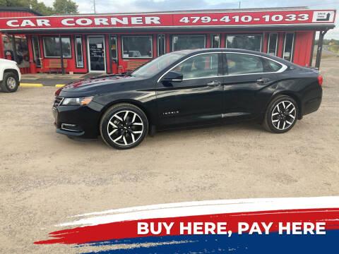 2016 Chevrolet Impala for sale at CAR CORNER in Van Buren AR