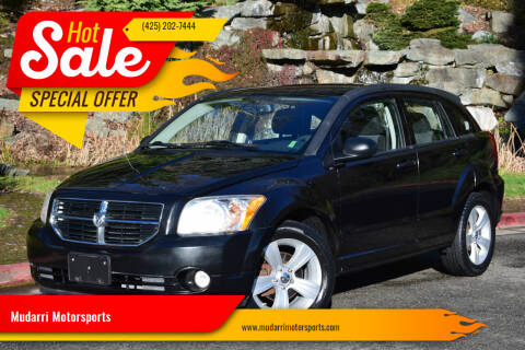 2010 Dodge Caliber for sale at Mudarri Motorsports in Kirkland WA