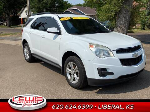 2015 Chevrolet Equinox for sale at Lewis Chevrolet Buick of Liberal in Liberal KS