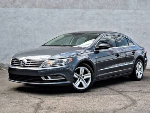 2013 Volkswagen CC for sale at Divine Motors in Las Vegas NV