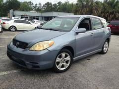 2005 Toyota Matrix for sale at Popular Imports Auto Sales in Gainesville FL