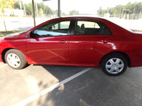 2011 Toyota Corolla for sale at West End Auto Sales LLC in Richmond VA