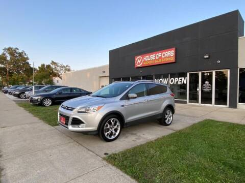 2013 Ford Escape for sale at HOUSE OF CARS CT in Meriden CT
