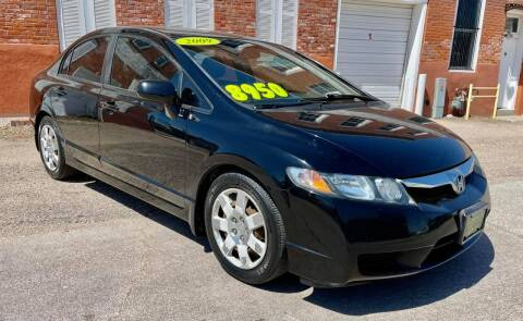 2009 Honda Civic for sale at Island Auto Express in Grand Island NE