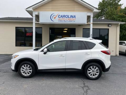 2014 Mazda CX-5 for sale at Carolina Auto Credit in Youngsville NC