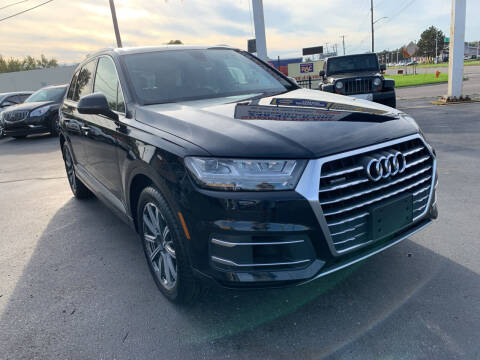 2017 Audi Q7 for sale at Summit Palace Auto in Waterford MI