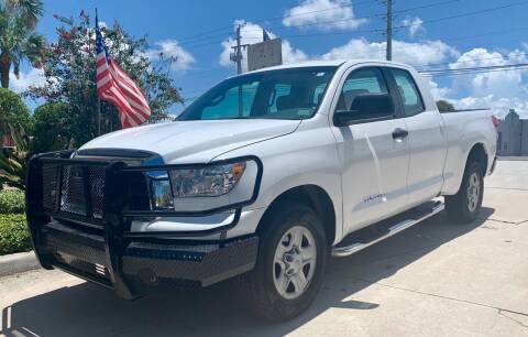 2008 Toyota Tundra for sale at AUTOSPORT MOTORS in Lake Park FL