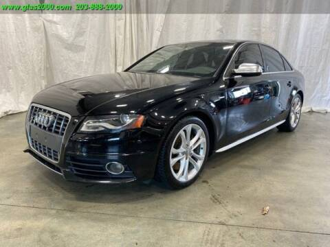 2011 Audi S4 for sale at Green Light Auto Sales LLC in Bethany CT