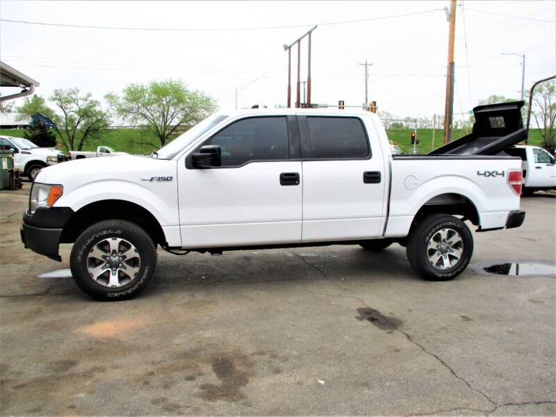 2013 Ford F-150 for sale at Steffes Motors in Council Bluffs IA