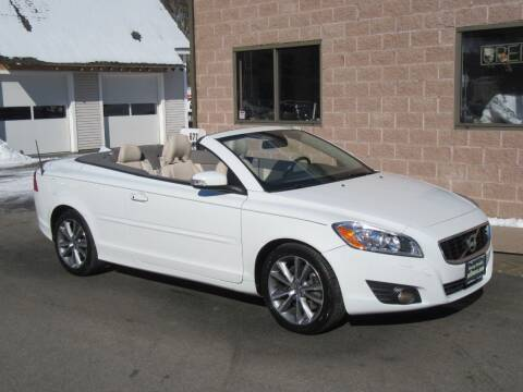 2011 Volvo C70 for sale at Advantage Automobile Investments, Inc in Littleton MA