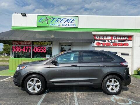 2015 Ford Edge for sale at Extreme Auto Sales in Clinton Township MI