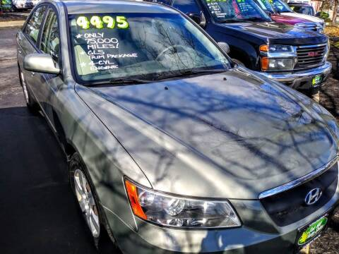 2007 Hyundai Sonata for sale at Oak Hill Auto Sales of Wooster, LLC in Wooster OH