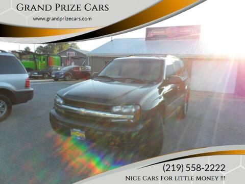 2005 Chevrolet TrailBlazer for sale at Grand Prize Cars in Cedar Lake IN