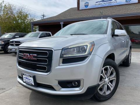 2013 GMC Acadia for sale at Global Automotive Imports of Denver in Denver CO