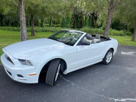 2014 Ford Mustang for sale at Krifer Auto LLC in Sarasota FL
